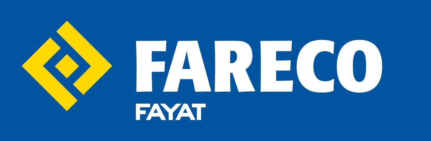 Logo société Fareco groupe Fayat
